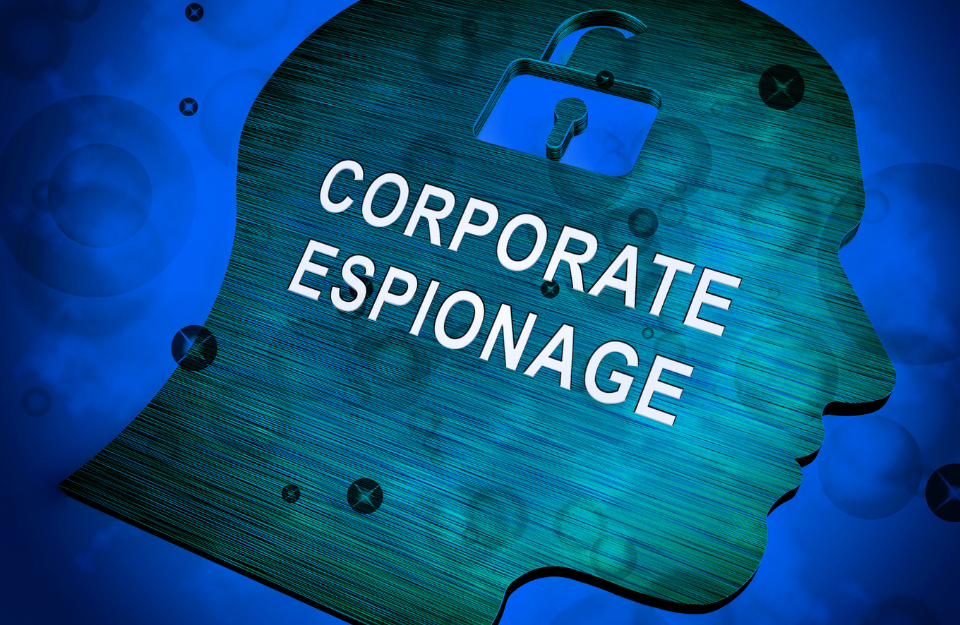 Business Espionage on the Increase