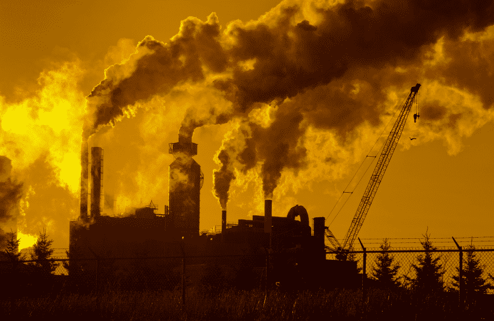 Pressurized To Cut Emissions Holds Back Heavy Industry